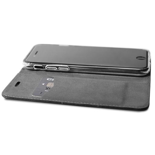 Casetastic Wallet Case Black Apple iPhone 5 / 5s / SE - American Cactus Green
